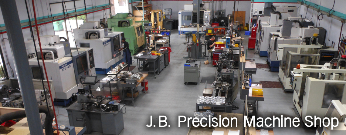 JB Precision Machine Shop